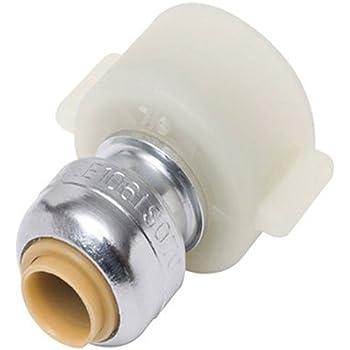 Sharkbite U3525lfa 1 4 Inch By 1 2 Inch Faucet Connector