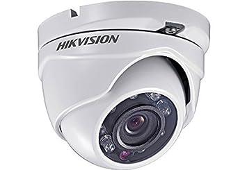 Hikvision - Cámara de vigilancia (3,6 mm, CCTV, visión nocturna)