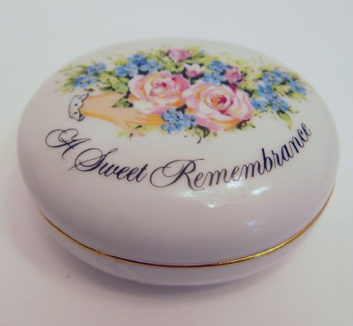 Avon Porcelain Trinket Box