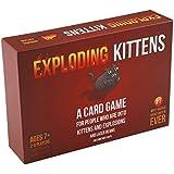 Exploding Kitten Card Game for Kids