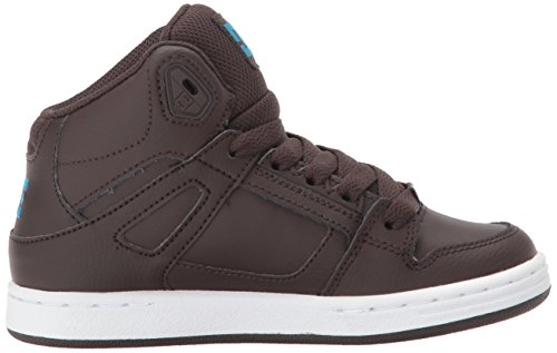 DC Shoes Youth Rebound Skate Shoe, Brown, 1.5 M US Little Kid by DC (Image #7)