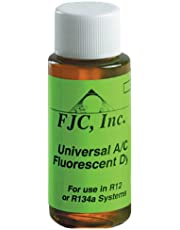 FJC. 4910 Universal A/C Fluorescent Leak Detection Dye - 1 oz.
