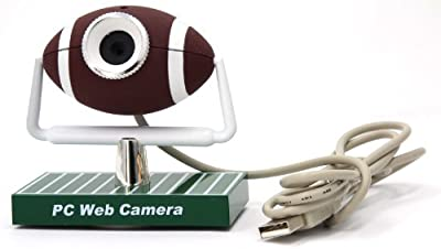 Maximo Concepts Football PC Webcam