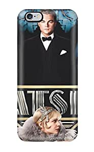 Iphone 6 Plus Case, Premium Protective Case With Awesome Look - The Great Gatsby Movie