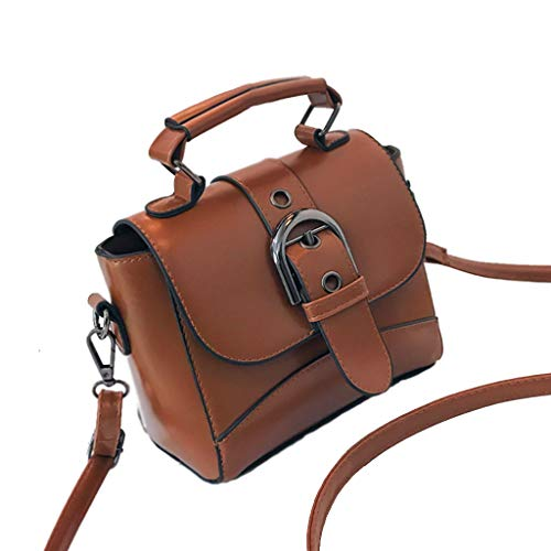 Bolso La De Moda Light Bolsos Crossbody Suaves Diseño Superior Moda Mujer Brown Light De Brown Color De De del Hombro del De La La wwrqOI8F