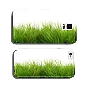 Grass cell phone cover case Samsung S6