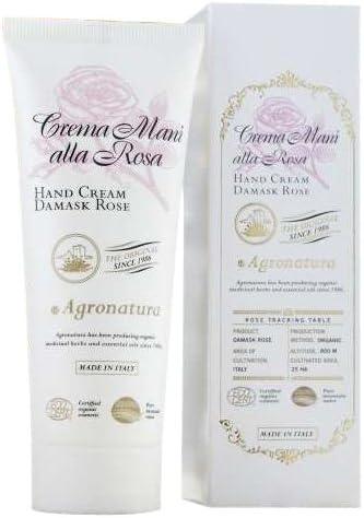 AGRONATURA Crema 75ml rosa da Damasco: Amazon.es: Belleza