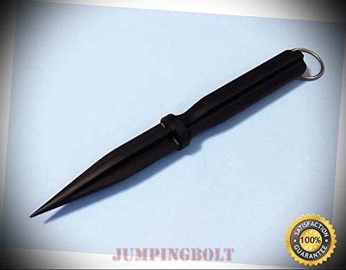 (92HCD CRUCIFORM DAGGER Zy-Ex fiberglass knife 7 7/8'' overall - Knife for Bushcraft EMT EDC Camping Hunting)