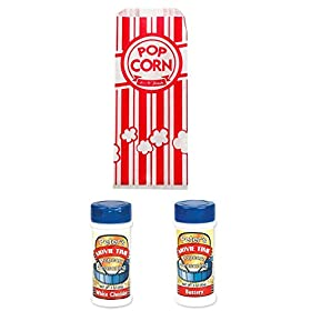 Popcorn Season Kit with Bags