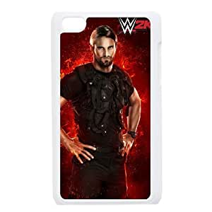 Wwe Ipod Touch 4 Case White 218y-023981