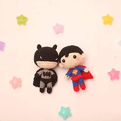 Batman Crochet Amigurumi Pattern - Crochet News | 500x500