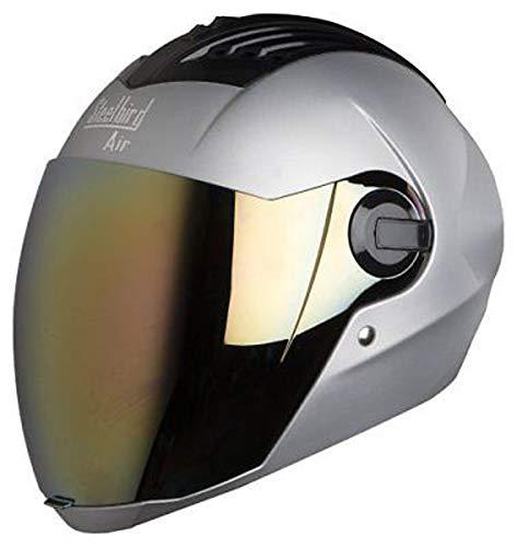 1551f4b0 Steelbird Multi Color Choice Air SBA-2 Full Face Motorbike Helmet 1 Extra  Visor
