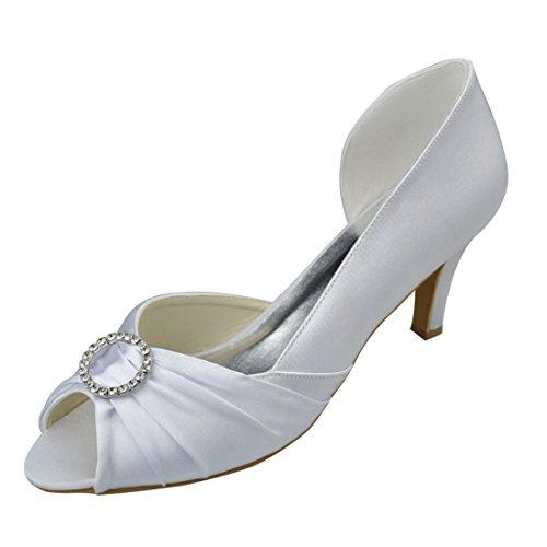 Escarpins Minitoo pour 8cm femme Ivory Heel d6Ugq6