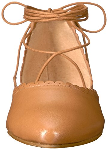 Womens Pointed Womens Jack Camille Pointed Cognac Jack Rogers Toe Camille Rogers Flat It4Yxt8q6n