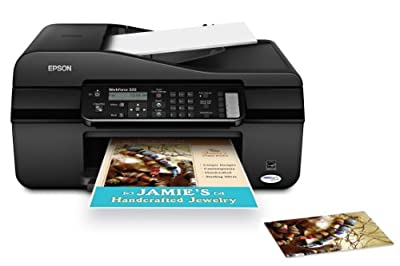 Epson WorkForce 320 Color Inkjet All-in-One (C11CB79201)