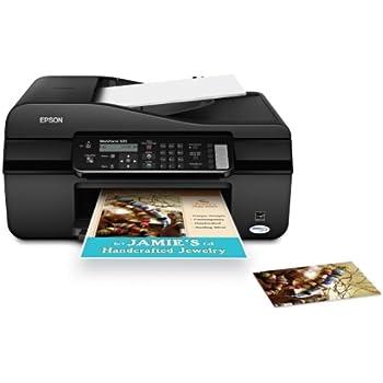 Epson WorkForce 320 Printer Driver UPDATE