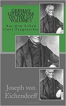 Book German literature on the go volume 5: Aus dem Leben eines Taugenichts