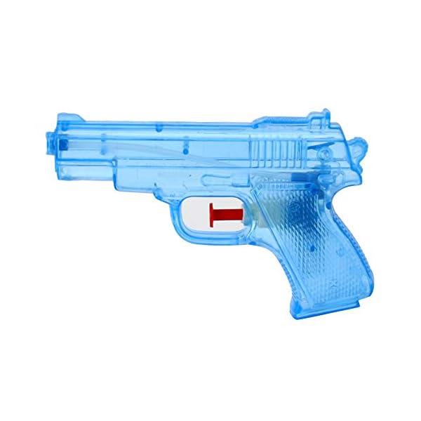 6 Pezzi Pistole d'acqua Pistole a spruzzo Set 13 cm Festa Di Compleanno Bambini Regalo 3 spesavip