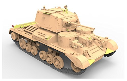 Amazon.com: Bronco modelo 1/35 tanque Mark tipo 1 Cruiser ...