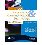 img - for AQA Information and Communication Technology for A2 (Paperback) - Common book / textbook / text book
