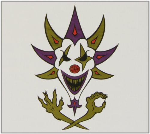 The Mighty Death Pop! (Insane Clown Posse The Mighty Death Pop)