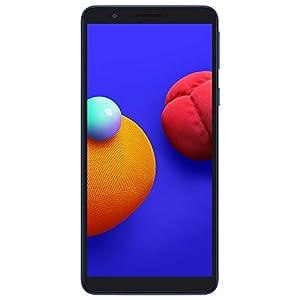 Samsung Galaxy M01 Core (Blue, 2GB RAM, 32GB Storage) with No Cost EMI/Additional Exchange Offers