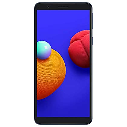 Samsung Galaxy M01 Core (Blue, 2GB RAM, 32GB Storage) with No Cost EMI/Additional Exchange Offers