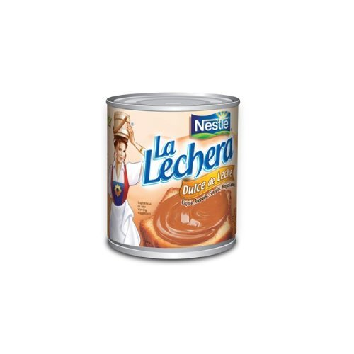 La Lechera Dulce de Leche 13.4 oz. (3-Pack) by Diaz Foods