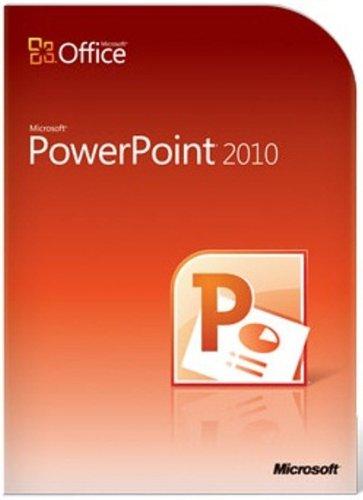 amazon com microsoft powerpoint 2010 software