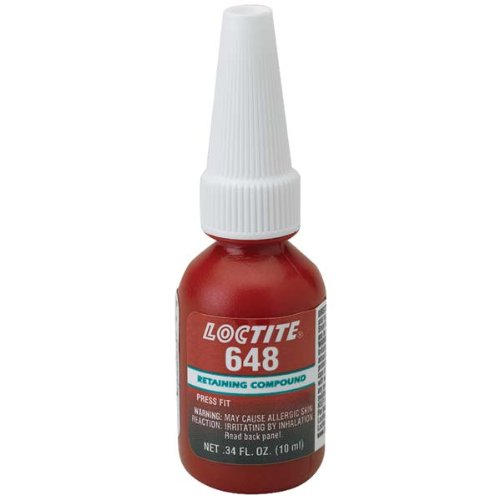 LOCTITE 6488482; Retaining Compound - General Purpose - MODEL : 1835918 Container Size: 250 ml. Bottle