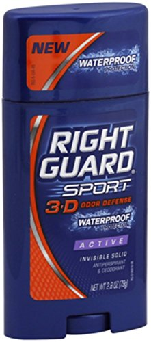 Price comparison product image Right Guard Sport Active Antiperspirant 3oz versus 2.6 oz .Packaging May Vary, (Pack of 6)