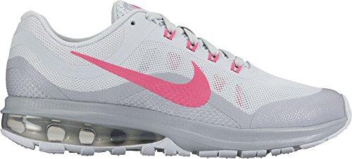 Nike 859577-001, Chaussures de Trail Femme Gris (Pure Platinum / Hyper Pink-wolf Grey-white)
