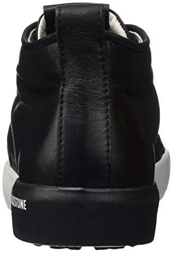 Blackstone Mannen Pm42 Hoog Sneaker Zwart (black)