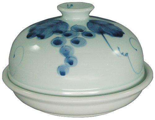 Tagine Arita-yaki Dome style from Japan 20cm(7.9_Inch) ''Kajitsumon'' Range use by TOYO ceramics (Image #6)