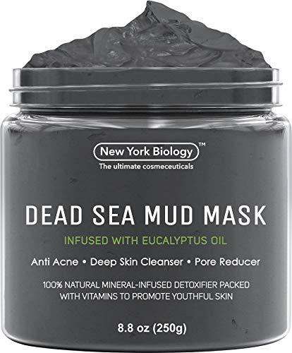 Spa-quality mud mask
