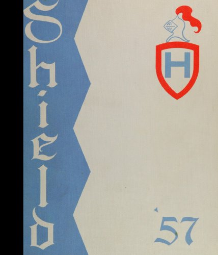 (Reprint) 1957 Yearbook: Hillsdale High School, San Mateo, - Mateo Hillsdale San