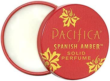Pacifica Beauty Spanish Amber Solid Perfume