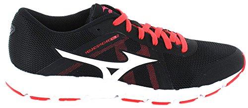 scarpe training MIZUNO SYNCHRO SL nero/bianco/rosa -donna--40,5