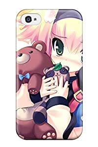 Shilo Cray Joseph's Shop 2040499K553394646 akashio animal ears Anime Pop Culture Hard Plastic iPhone 4/4s cases