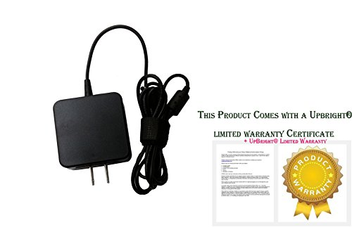 UpBright® NEW AC / DC Adapter For Asus ZenBook UX305 Series Ultrabook PC Ultra-Slim Laptop Power Supply Cord Cable Battery Charger Input: 100 - 240 VAC 50/60Hz Worldwide Voltage Use Mains PSU