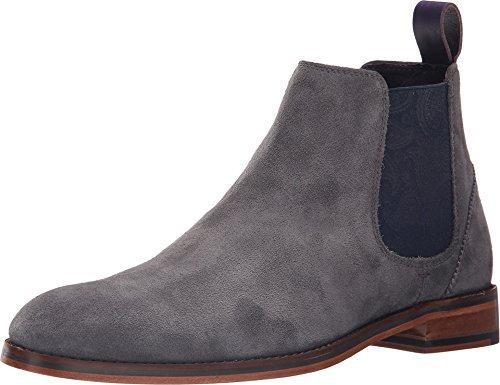 Ted Baker Men's Camroon 4 Grey Suede Boot 7 D (M)