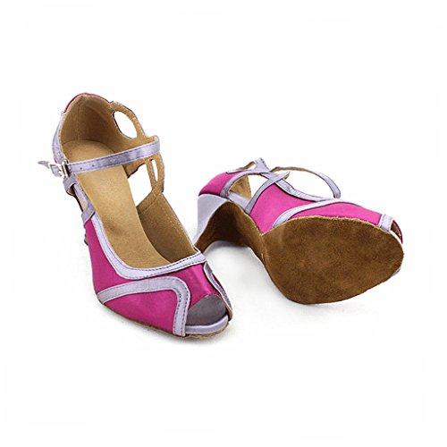 Para Morado Danza De Misu Zapatillas Mujer qwUHW7a