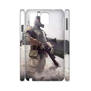 C-EUR Diy Case Star Wars Warrior,customized Hard Plastic case For samsung galaxy note 3 N9000