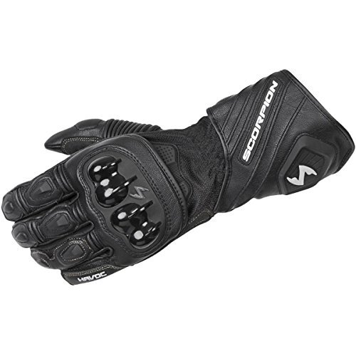 Scorpion Havoc Sport Motorcycle Glove (Black, X-Large) by Scorpion (Havoc Motorcycle)