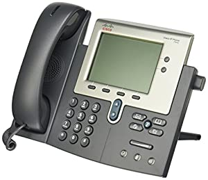 Cisco 7942G 7900 Series Unified IP Phone CP-7942G= POE, Communications