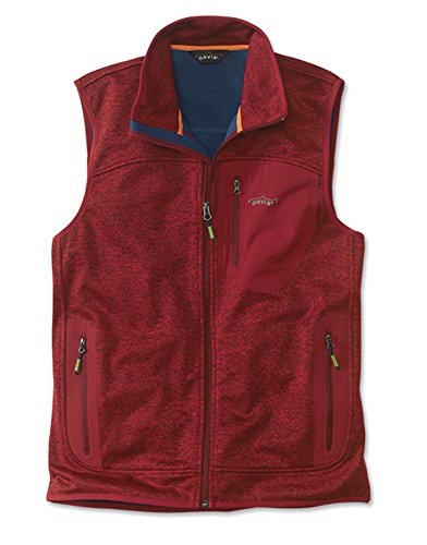 Fleece Windproof Vest - 1