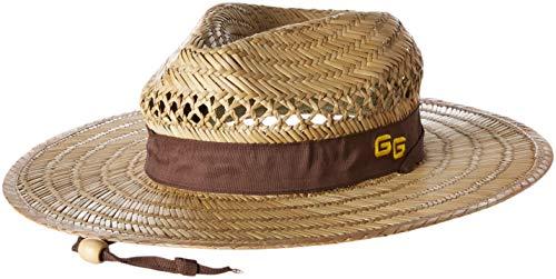 (Glacier Glove Sonora Straw Sun Hat (Beige, Large/X-Large))
