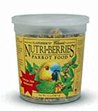 Lafeber Company Nutri-Berries Parrot Pet Food, 12-Ounce, My Pet Supplies