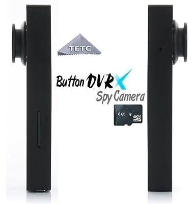 TETC 8GB TF Card + Spy Keychain Car Key Camera DVR Covert Video Spy-Cam DVR 480P from Toto