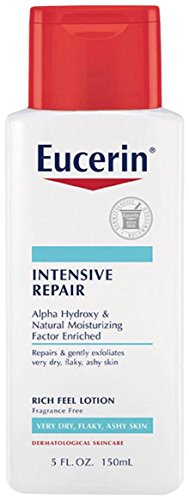 Price comparison product image Eucerin Intensive Repair Very Dry Skin Lotion - 5 oz